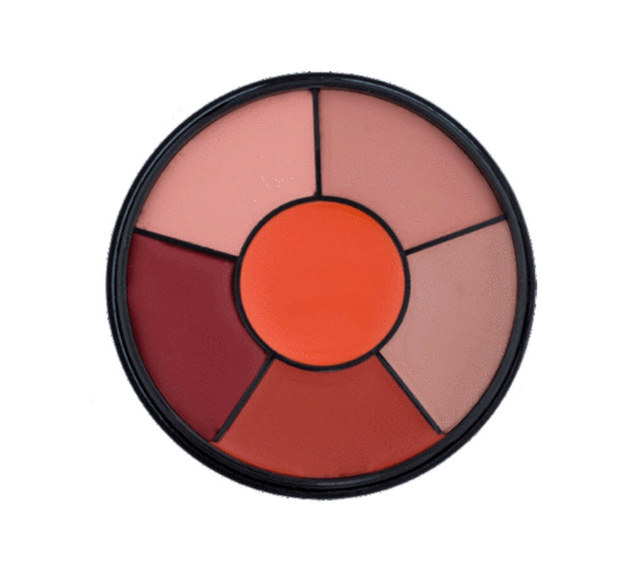 Jordane Oranglicious Lip Colour Wheel