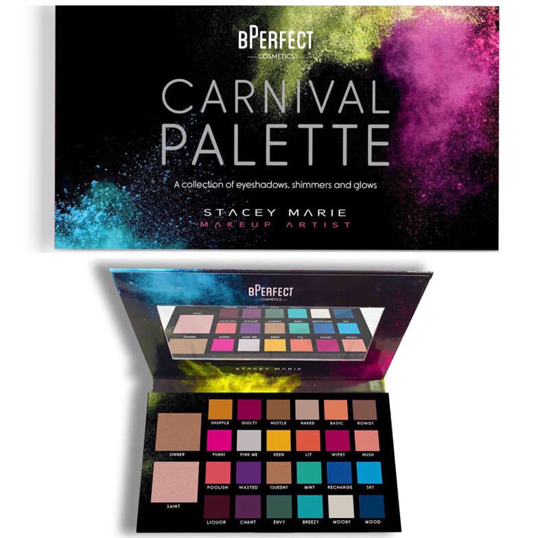 Stacey Marie MUA Carnival Palette