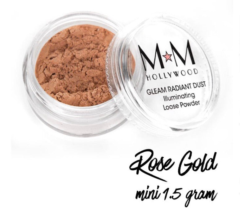 Hollywood Film Festival Glow Collection - Gleam Radiant Dusts Set