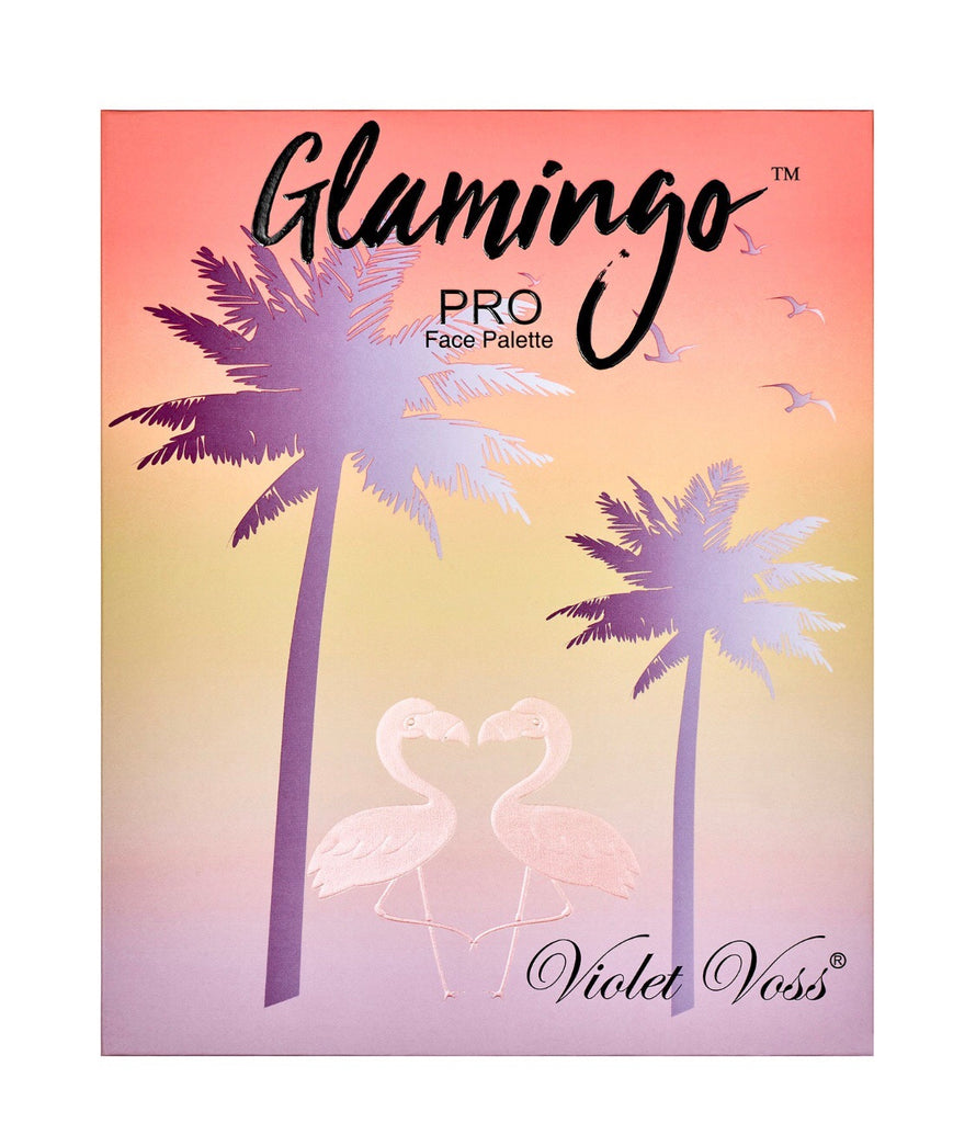 Glamingo Palette - launching mid July