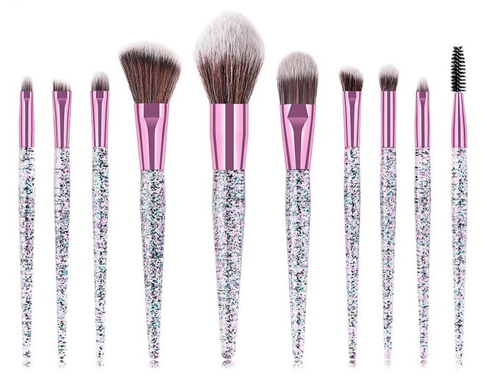 Festival Vegan Brush Set