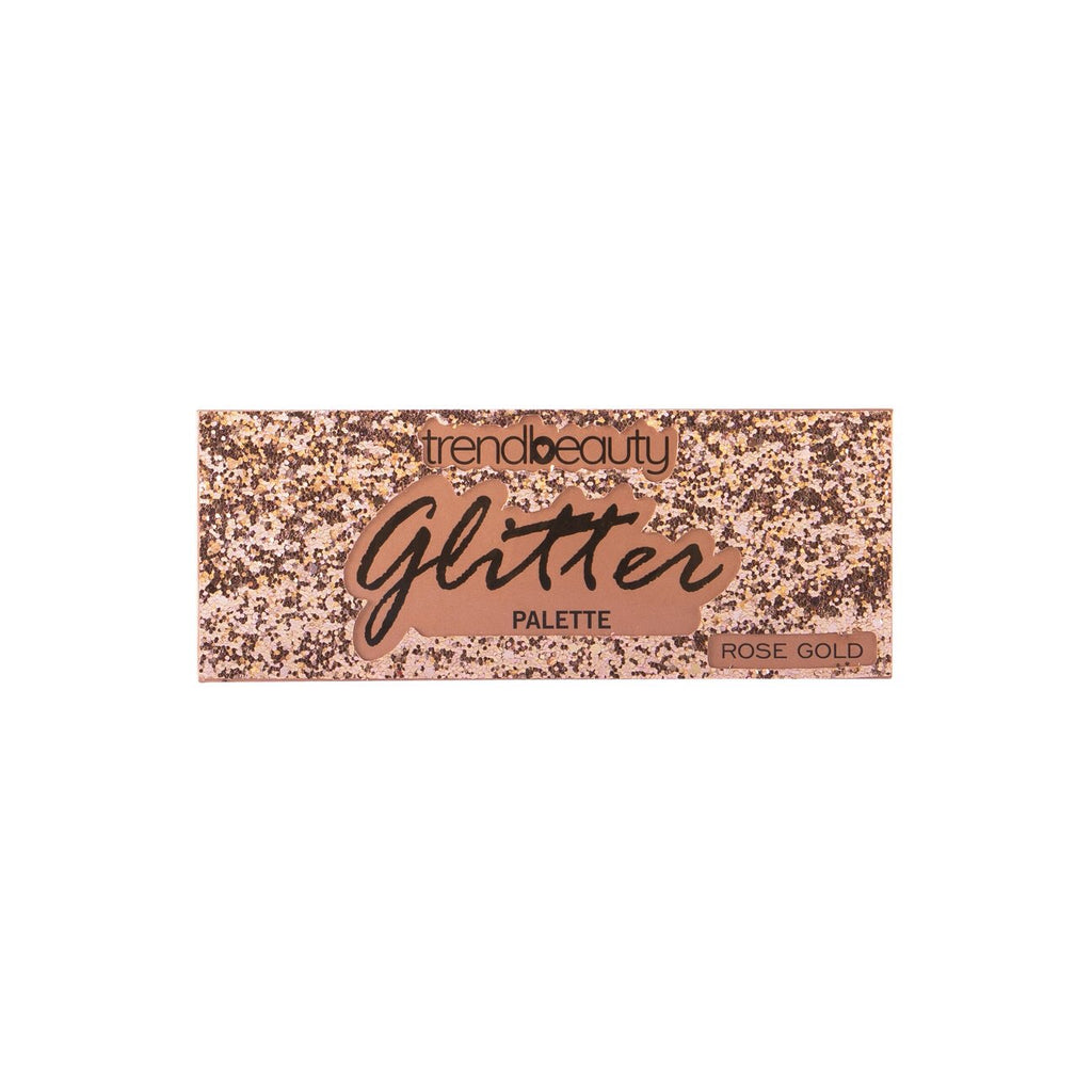 Glitter Rose Gold Palette