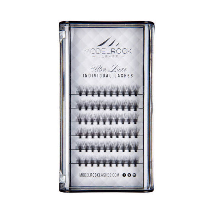 Individual Lashes - Ultra Luxe Clusters - Medium 10mm