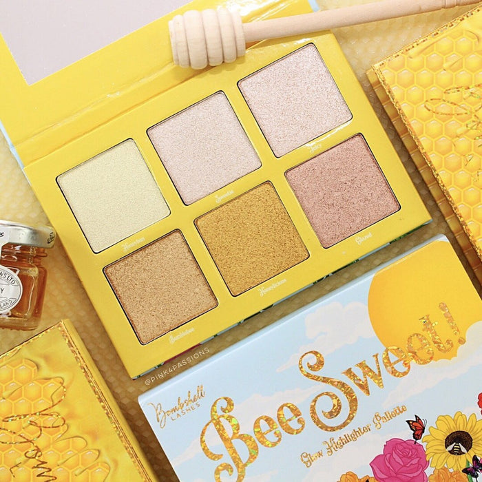Bee Sweet Glow Highlighter Palette