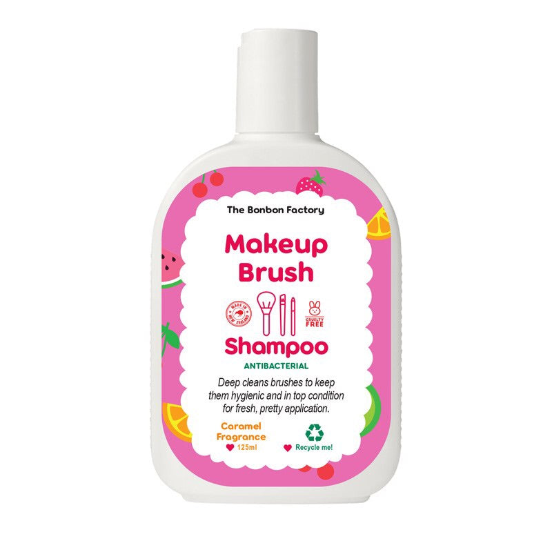 Makeup Brush Shampoo - Caramel Fragrance