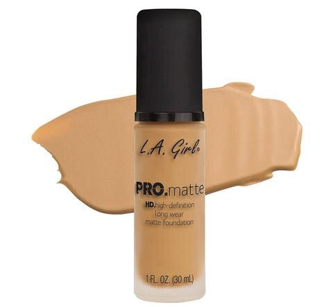 Pro Matte HD Long Wear Foundation Natural (GLM674)
