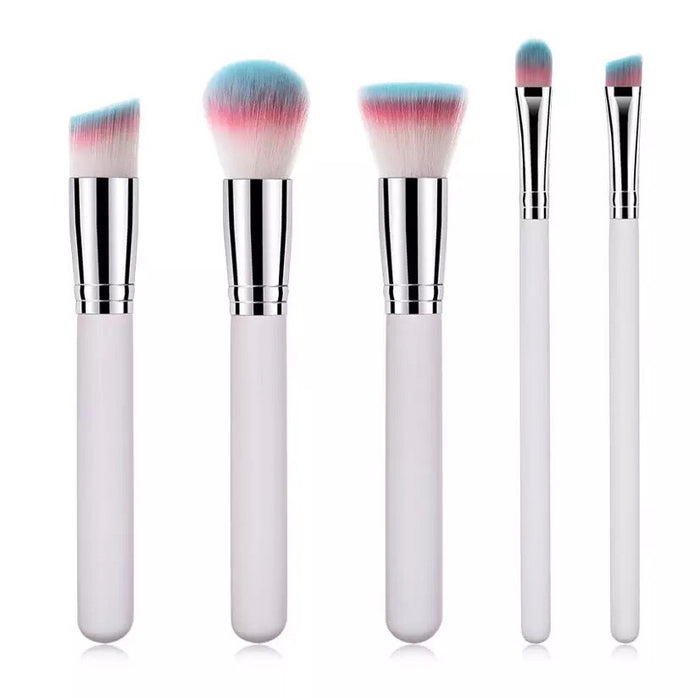 Makeupnet Pro - Pastel Queen Vegan Brush Set