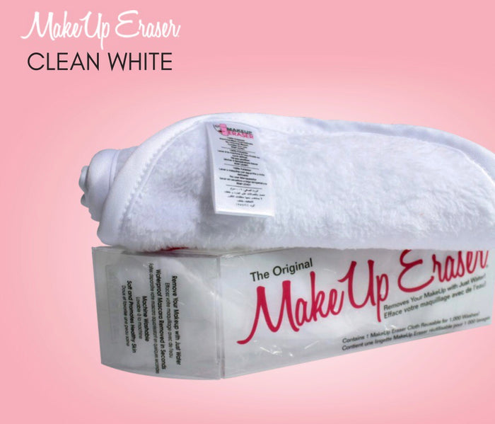 The Makeup Eraser - Clean White