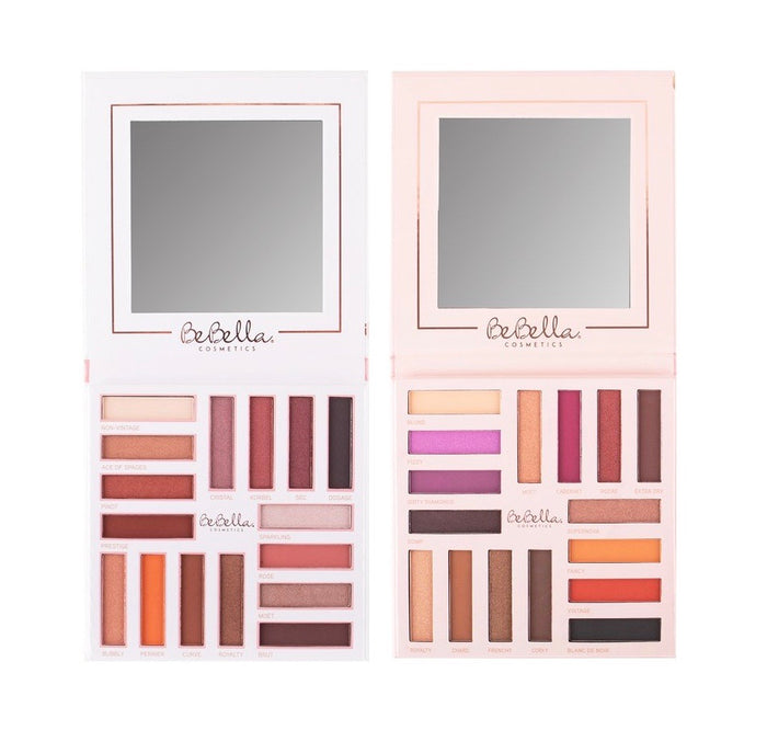 Palette - Champagne Kisses 1 + 2 Bundle Set