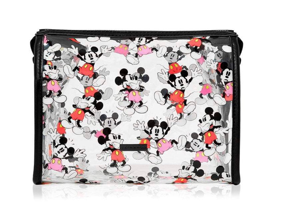Skinnydip London x Disney Dancing Mickey Makeup Bag