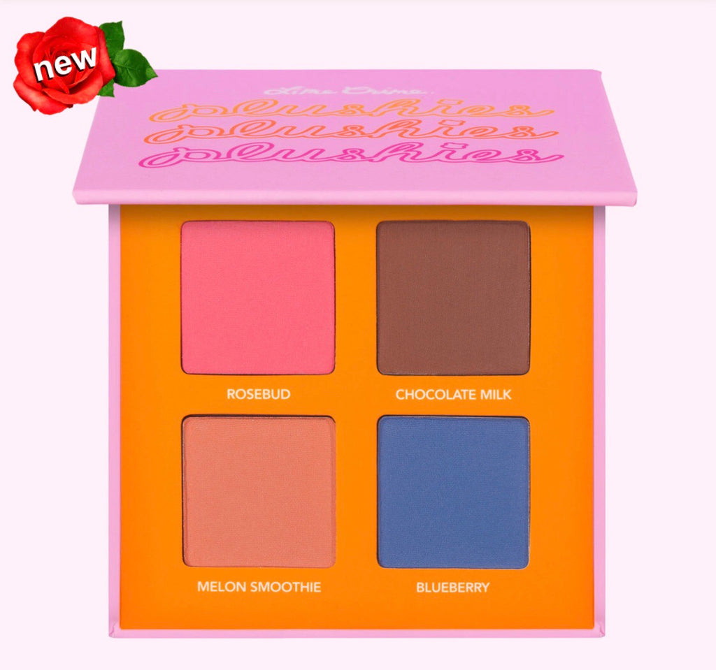 Plushies Palette - Sweet Blends - coming soon!