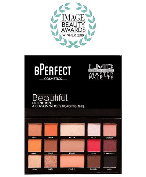 BPerfect LMD - Louise McDonnell Master Palette