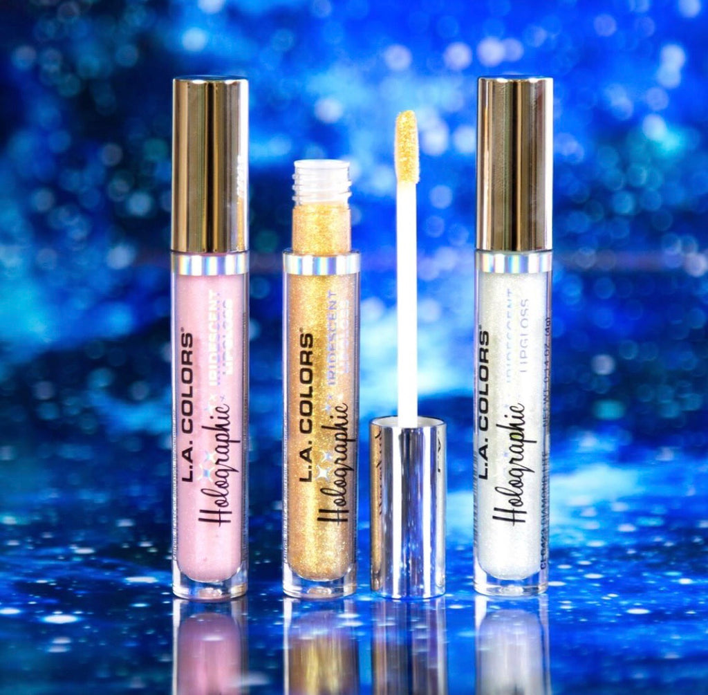 Sugared Holographic Lip Gloss CLG421