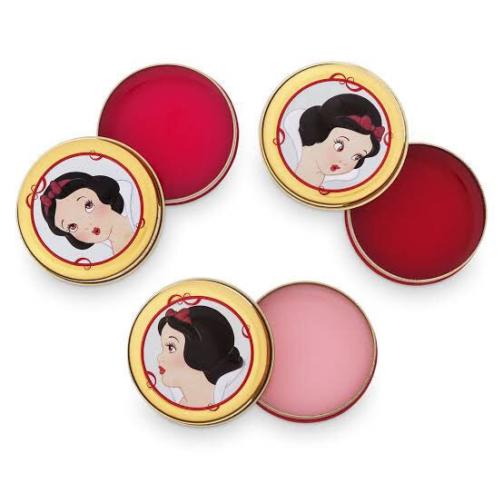 Snow White's Pies Lip Balm Trio