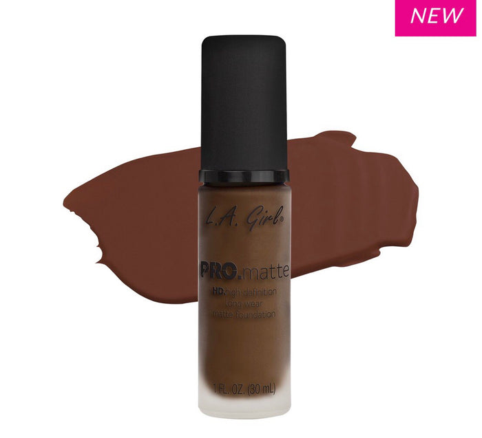 Pro Matte HD Long Wear Foundation Espresso (GLM723)