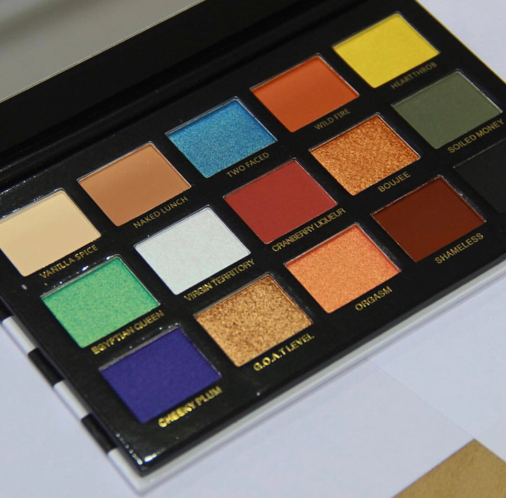 Sinful Eyes Palette - coming soon!
