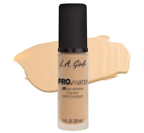 Pro Matte HD Long Wear Matte Foundation Ivory (GLM671)
