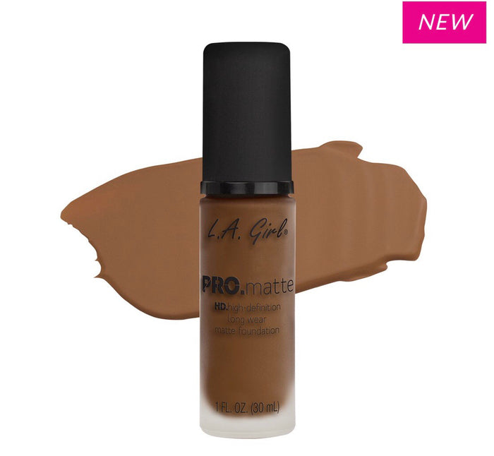 Pro Matte HD Long Wear Foundation Soft Sable (GLM721)