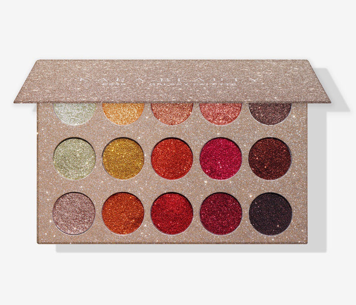 ES49 - 15 Colour Galaxy Glitter Eyeshadow Palette
