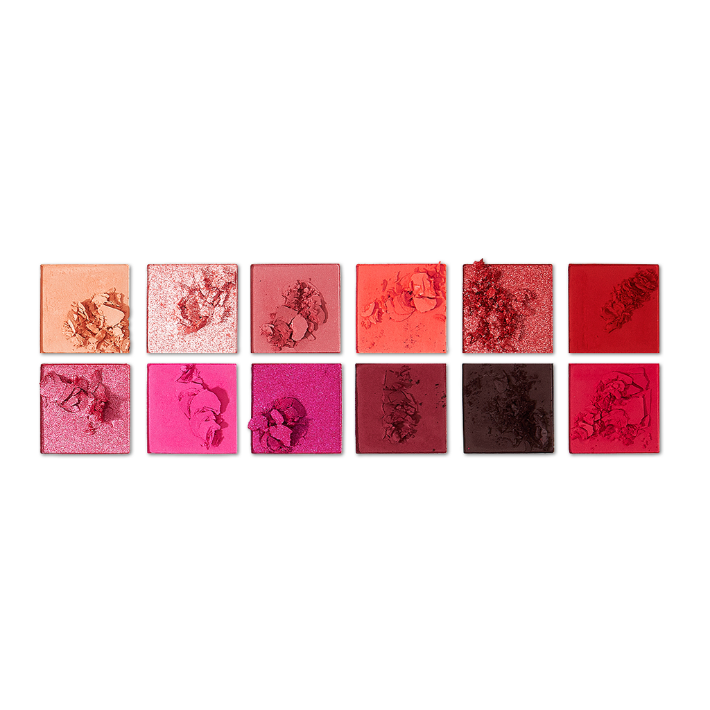 Paradise Collection - Blossom Passion Palette
