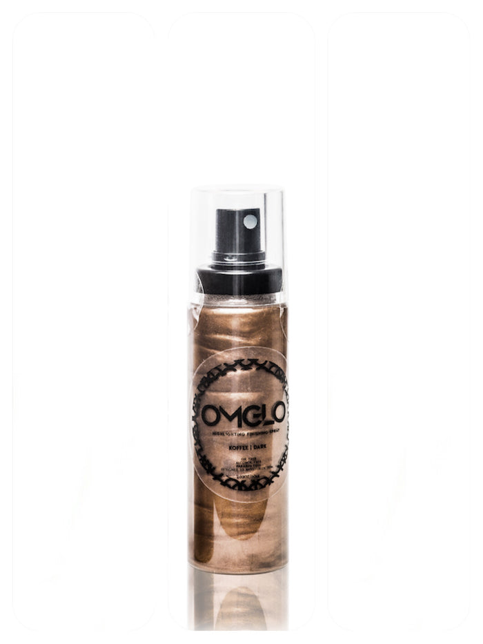 Koffee Finishing Spray Travel Size 80ml size