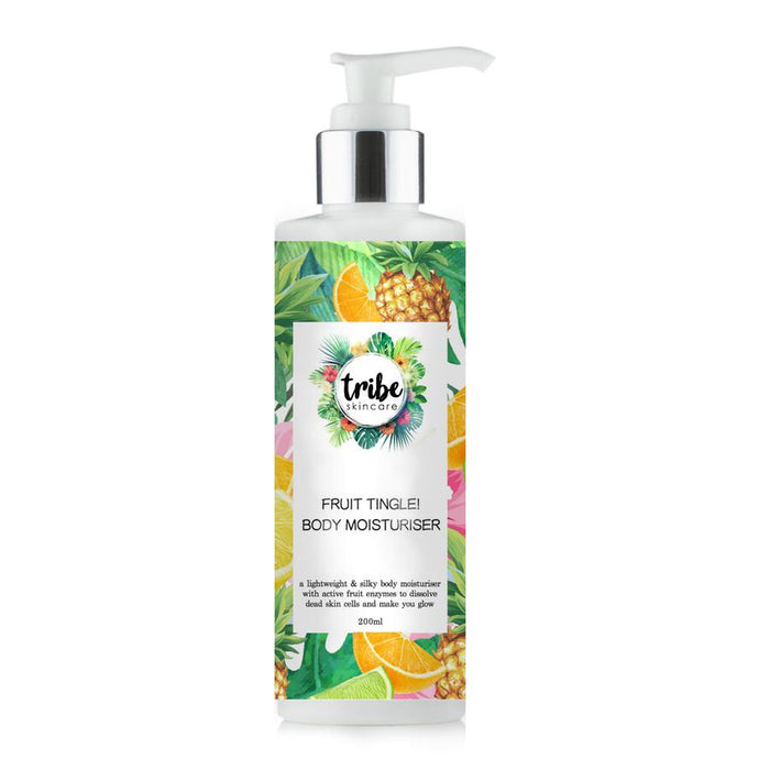 Fruit Tingle Body Moisturiser