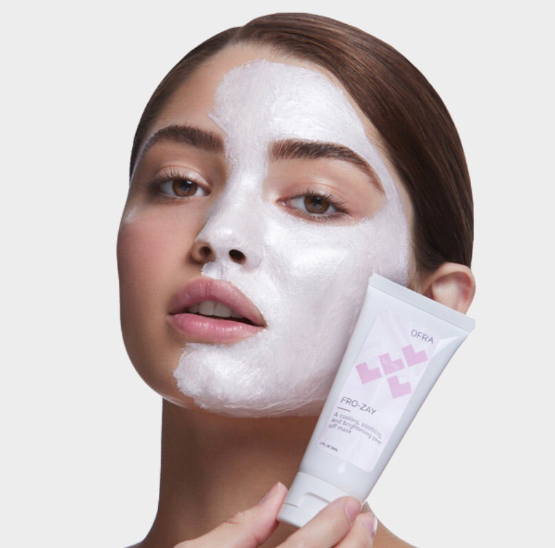 Fro-Zay Peel Off Mask