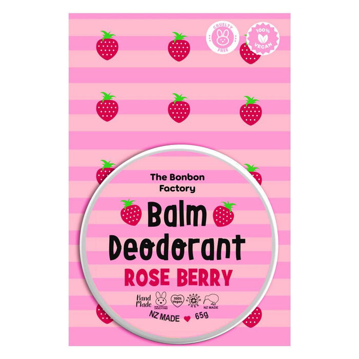 Deodorant - Rose Berry