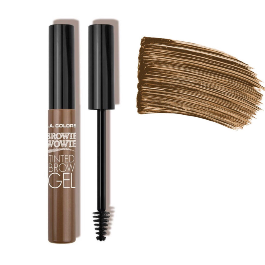 Browie Wowie Tinted Brow Gel - Soft Brown (CBG411)