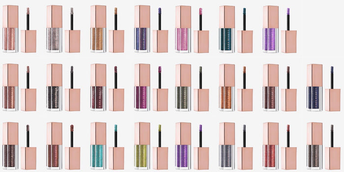 Galaxy Bomb Liquid Eyeshadow Collection