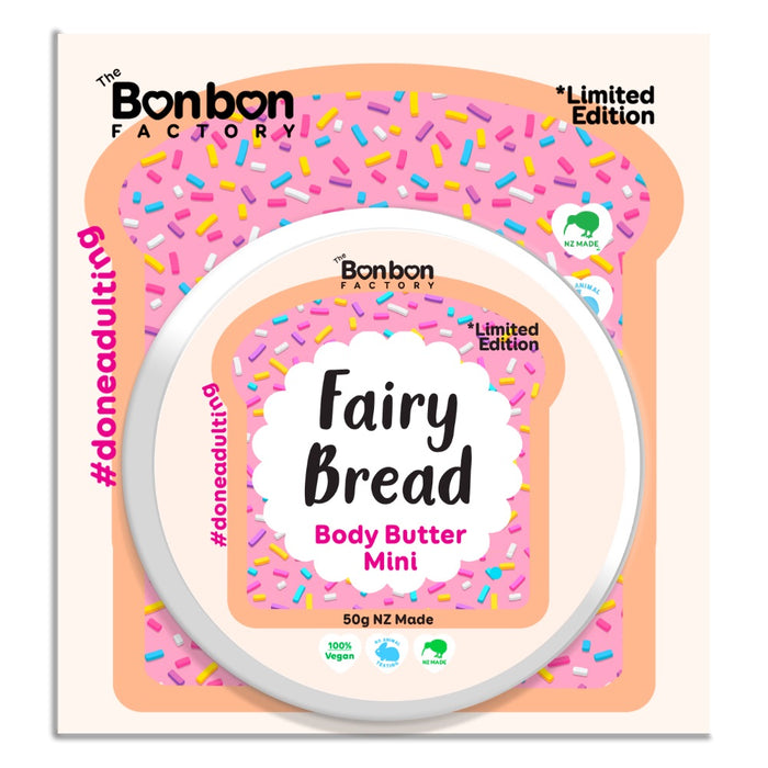 Body Butter - Fairy Bread (Mini)