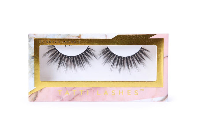 TL24 | 3D Brazilian Silk Lashes