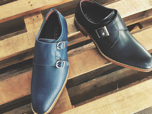 The Staple Slip Ons - Monk Straps & Slip Ons