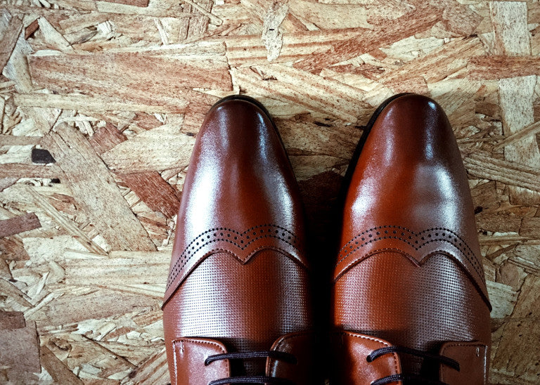 The Staple Dress Shoes – Oxfords & Brogues