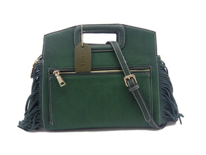 BAGS AB14005 F GREEN