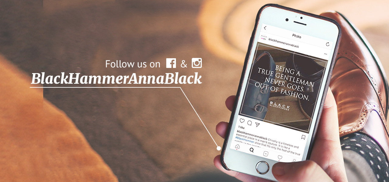 Follow us @blackhammerannablack on instagram and facebook