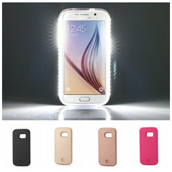 LED Selfie Case with Backcover