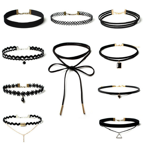 Choker Gift Set - All chokers in picture included!