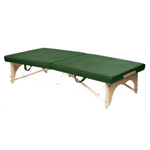 "Custom Craftworks Classic Feldenkrais 30"" Portable Massage Table"