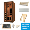 Image of JNH Lifestyle Freedom Sauna All-In-One Bundle