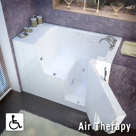 Meditub Wheelchair Access Bathtub 2953WCA Series