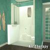 Image of Meditub 2747 Handicap Accessible Walk-In Bathtub with Shower Enclosure
