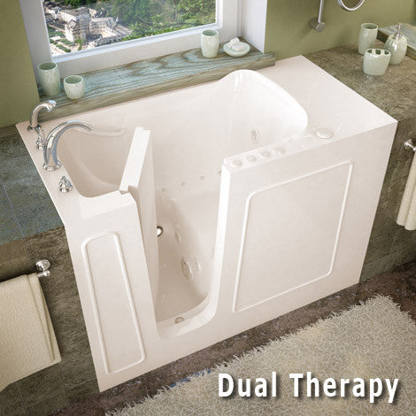 Meditub Handicap Accessible Walk-In Bathtub 2653 Series