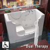 Image of Meditub Wheelchair Access Bathtub 3060WCA Series