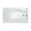 Image of Atlantis Eros 3660 Rectangular White Jetted Spa Tub