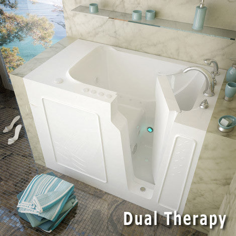 Meditub Handicap Accessible Walk-In Bathtub Series 2952