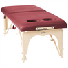 "Image of Custom Craftworks Athena 30"" w/Breast Recesses Portable Massage Table"