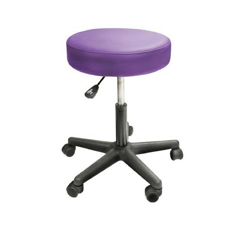 Solutions Rolling Stool by Custom Craftworks