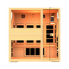Image of JNH Lifestyles Ensi Zero-EMF Far Infrared Sauna