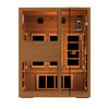 Image of JNH Lifestyles Ensi RED Zero-EMF Far Infrared Sauna